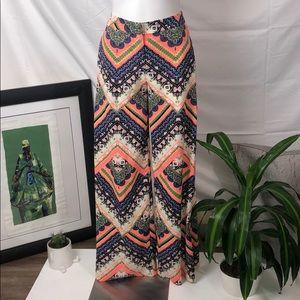Bebe | Sz. Small Women Wide Leg Palazzo Pants